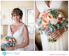 Cheryl and Chris' Seven Stars Wedding in the Turks and Caicos with Brilliant Studios