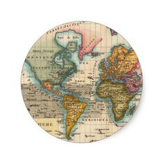 Prestigious textiles designer pvc vinyl fabric wipe clean oilcloth vintage world map stickers gumiabroncs Image collections