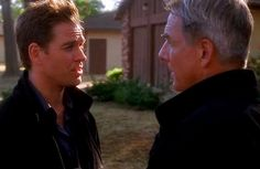 """the-tibbs-experience: """" """"↳ NCIS - The Good Wives Club """" """" Ncis, Michael Weatherly, American Series, Mark Harmon, Special Agent, Film Books, Good Wife, Criminal Minds, Father And Son"""
