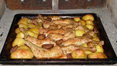 Šťavnaté kuřecí prsa se zapečenými brambory a cibulí! Připraveno máte za 15 minut! | Milujeme recepty