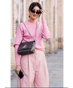Ροζ Street Style - MaryMary.gr