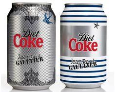 Diet Coke + Jean Paul Gaultier