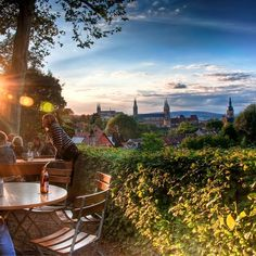 Bamberg, Germany: A city of just 70,000 people but nine breweries