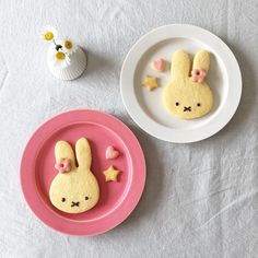Miffy, Kawaii, Cute Cookies, Wonderwall, Aesthetic Food, Cute Food, Creative Food, Japanese Food, Food Pictures