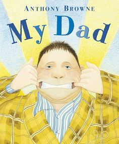 My Dad, Anthony Browne. Random house website, information on Anthony Browne and more of his books. Maurice Sendak, Voices In The Park, New Dad Survival Kit, Tribute To Dad, Anthony Browne, Illustrator, Little Library, Baby Suit, Fiction Novels