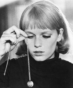 """Mia Farrow in """"Rosemary's Baby"""" (1968)"""