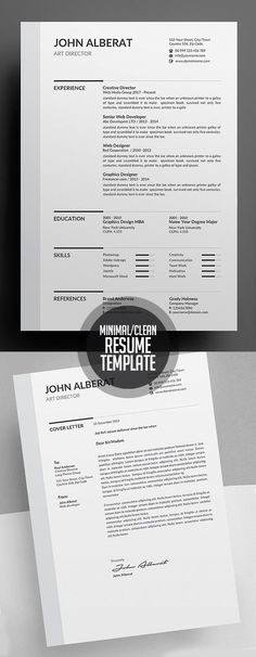 Resume Templates and Resume Examples Resume Tips - Resume Template Ideas of Resume Template - Clean Resume/CV Template Design Resume Layout, Resume Cv, Resume Tips, Resume Examples, Resume 2017, Basic Resume, Manager Resume, Free Resume, Simple Resume Template