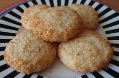 Le ricette di Buonissimo - Biscotti al cocco