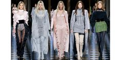 Olivier Rousteing presented the Balmain Fall/Winter 2016-2017 during Paris Fashion Week yesterday and as always, the Balmain Army was out in full force. A closer look at a show featuring all the biggest models of the moment, from Kendall Jenner and Gigi Hadid, to Karlie Kloss and Alessandra Ambrosio.