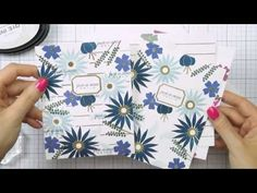 Join Yana Smakula as she shares simple to make and quick to mass produce Modern looking Stationery-like stamped cards. Card Tags, Cards, Craft Tutorials, Video Tutorials, Card Making, Stationery, Paper Crafts, Stamp, Ink