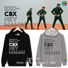 Find More Hoodies & Sweatshirts Information about EXO CBX Hey Mama around the big bell combination album Bianbo Xian gold Minxi with hooded guard clothes,High Quality gold format,China gold sport Suppliers, Cheap gold blackberries from China boutique shops 1 shop on Aliexpress.com