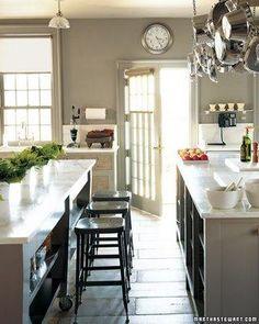 Image detail for -Martha Stewart - kitchens - Martha Stewart - Bedford Gray - black ...