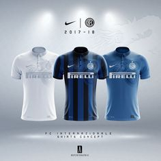 Snake Concept 2017/18 Inter Shirts | Nike on Behance