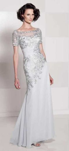 Mon Cheri Mother of the Bride Dress 114662 – The Rose Dress Online Store