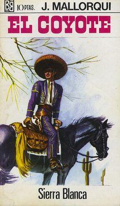 Sierra Blanca. Ed. Bruguera, 1970 (Col. El Coyote ; 99)