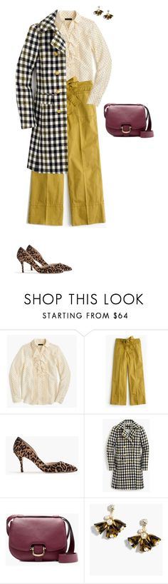 """Look 96"" by holland-america ❤ liked on Polyvore featuring J.Crew"