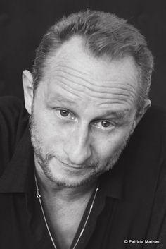 Benoît Poelvoorde (1964) - Belgian actor and comedian. Photo © Patricia Mathieu