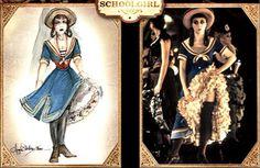 Moulin Rouge - Schoolgirl
