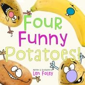 Four Funny Potatoes! (Hilarious Rhyming, Picture Book for Kids Ages by [Foley, Len] Online Book Club, Books Online, Funny Wednesday Memes, Rhyming Pictures, Free Kids Books, Rhyming Words, Cool Books, Day Book, Kindergarten Activities