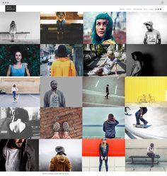 Urban Photography Website Template