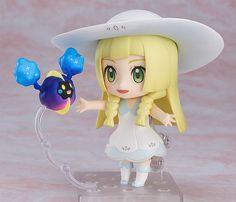 Pokemon - Lillie - Nendoroid - Good Smile Company (Nov 2017)  - SD-Figuren / Nendoroids - Japanshrine