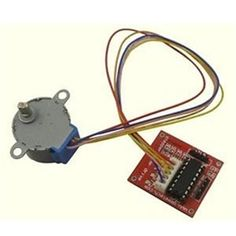 Stepper Motor 5V 4 Phase 5 Wire Driver Board