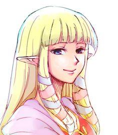 Princess Zelda -Skyward Sword
