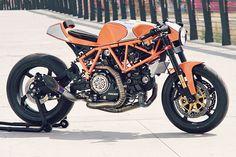 Ducati 900S – CC Racing Garage - Pipeburn.com