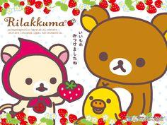 Rilakkuma Shop: Free Kawaii Rilakkuma Wallpaper (from San-X) - part 2