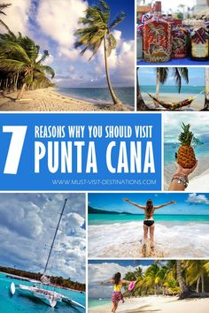 7 Reasons Why You Should Visit Punta Cana #Dominican Republic Take this coupon and travels to the dominican republic #airbnb #airbnbcoupon #puntacana #dominicanrepublic