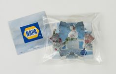 NAPA Snowflake Custom Cookie Cutter