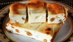 Cottage cheese casserole: the perfect Breakfast! Breakfast Recipes, Dessert Recipes, Russian Recipes, Perfect Breakfast, Cottage Cheese, International Recipes, Ricotta, Sweet Recipes, The Best