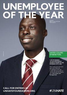BenettonUnhate-unemploye of the Year 12