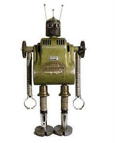 Gordon Bennetts robot