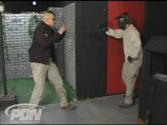 Personal Defense Tactics - The Flinch Response and The S.P.E.A.R. System - YouTube