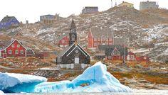 Ilulissat: todo tan inhóspito como encantador