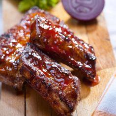 Découvrez la recette Sauce barbecue sur cuisineactuelle.fr.