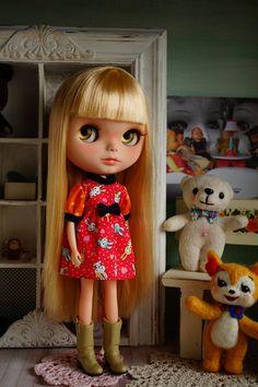 Wera Dress by minnalove on Etsy, $28.00