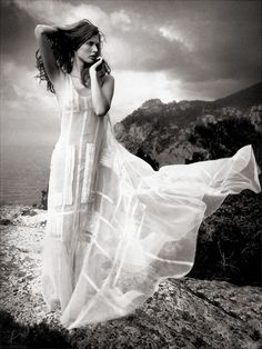Małgosia Bela for Vogue