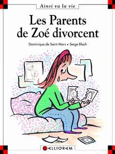 les parents de zoé divorcent