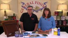 A Stunning Update for Your Kitchen Cabinets Using General Finishes Gel S...