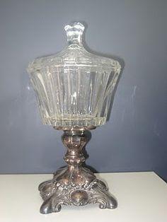 DIY apothecary jar