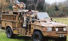 ベルギー陸軍、英国ジャンケル社によるミリタリー仕様のトヨタ・ランドクルーザーを導入へ - ミリブロNews