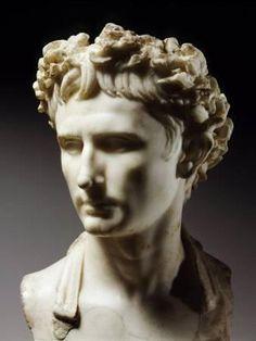 Augustus, 63 BC-14 AD, Roman emperor Photographic Print at AllPosters.com