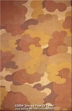 united states Mitchell Pattern (autumn–winter) 1953-1975