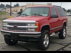 1997 Chevy Tahoe 4x4 For Sale  1997 Chevy Tahoe, four wheel drive, brand new four inch RCX suspension lift, Brand new 33x12.50 20 Lt To...