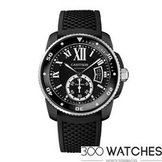 Cartier Calibre Mens Automatic es | discount watches for men Item ID: 300W110323 | 300watches