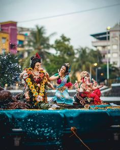 Image may contain: 1 person, outdoor Ganesh Ji Images, Ganesha Pictures, Shiva Hindu, Shri Ganesh, Ganesha Art, Hindu Art, Ganesh Jayanti, Ganesh Rangoli, Ganpati Bappa Wallpapers