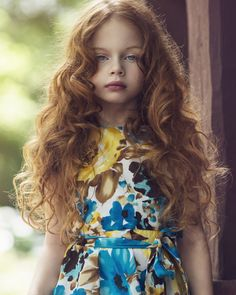 Charm children's couture SS 2016