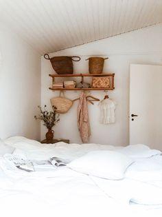 A Danish Summer Cabin Near The Sea – THE STYLE FILES Boat Theme, Summer Cabins, Space Up, Wood Ceilings, Interior Stylist, Scandinavian Home, Danish Design, My Room, Copenhagen